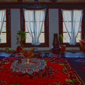 Мелник - Кудупулова - Кордупулова къща - Интериор 2
