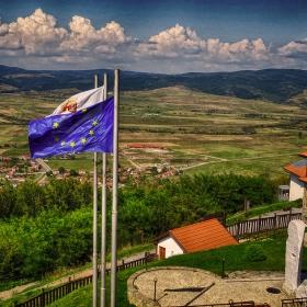 Гледка от Цари Мали град