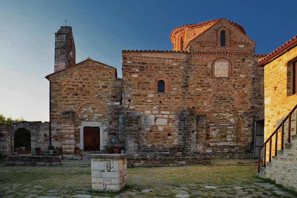 Църква Света Богородица Влахернска*, X - XIII век