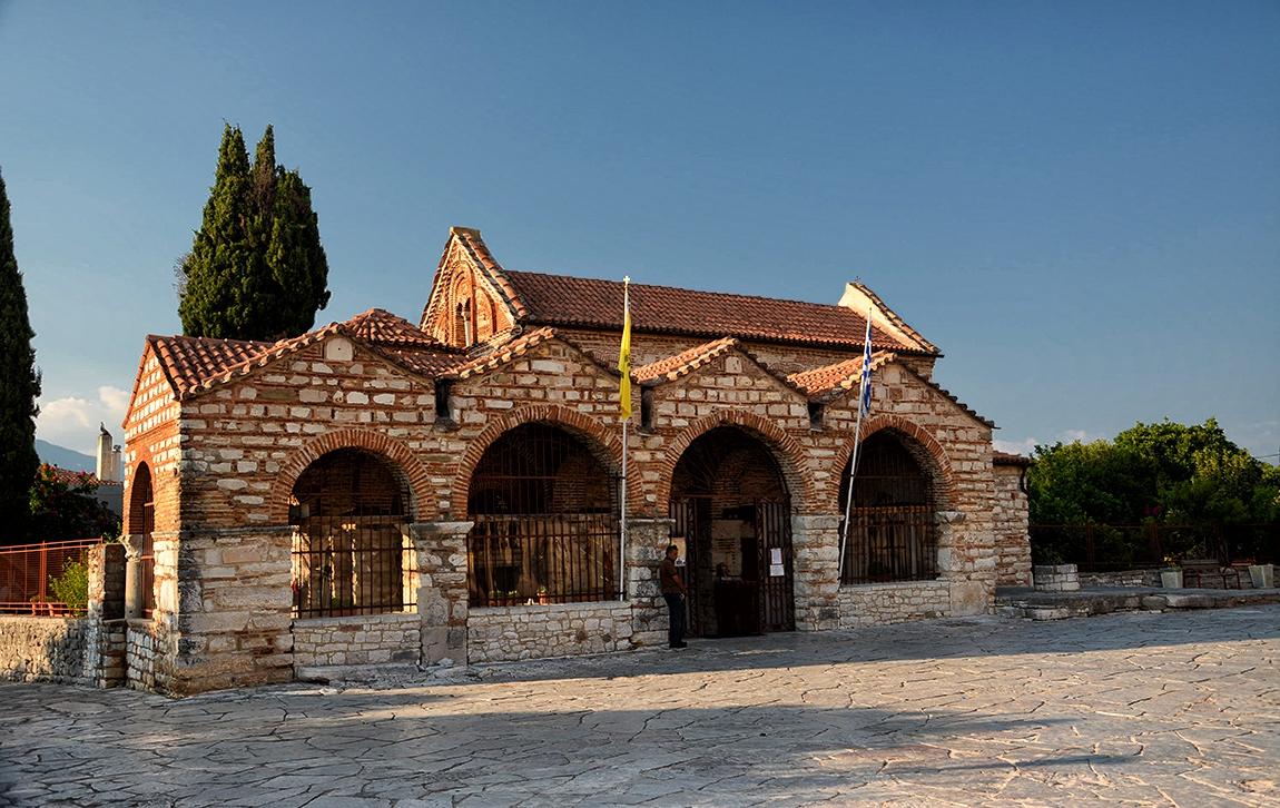 Църква Света Теодора Петралифина, 1270 г.