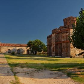 Църква Света Богородица Утешителница, 1285 г.