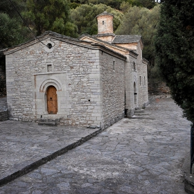 Monastery Panagia of Rodia,  970 г.
