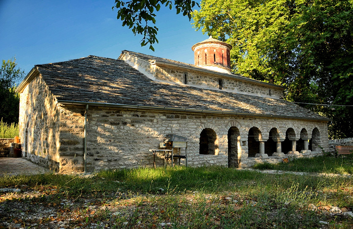 Church of Virgin Mary Birthday, 1156 г., Sistrouni