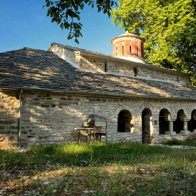 Church of Virgin Mary Birthday, 1156 г., Sistrouni