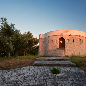 Fort Koulia Koronisias*, 1808 г.