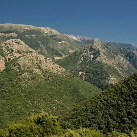 Планините на Епир