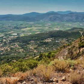Взор от Епирските планини