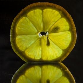 Просто един лимон
