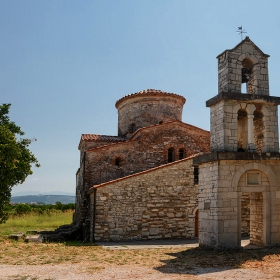 Agios Dimitrios Katsouris,  9-10 век, Kirkizates