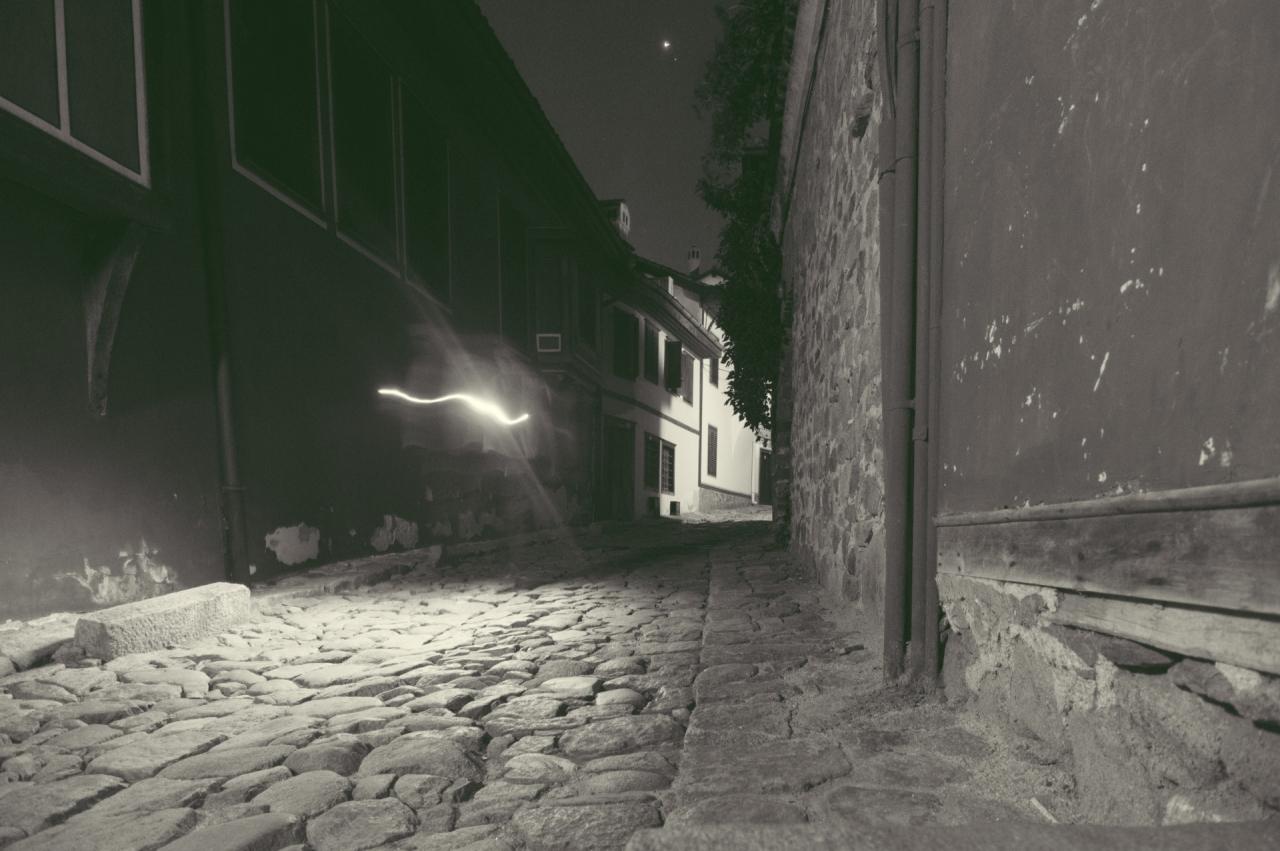 Призрак в Стария Град