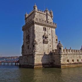 Най-често сниманото бижу в Лисабон
