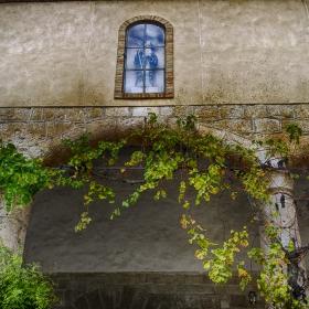 Манастирска лоза в малко испанско градче