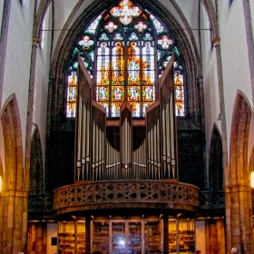 Kologne Minoritenkirche St.Maria Empfangnis