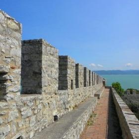 На крепостта