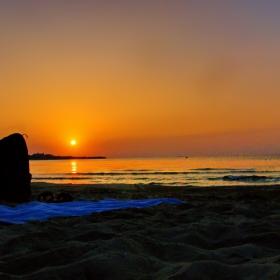 Утрин край морето