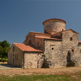 Church of Ayios Dimitrios Katsouris,  IX-X век