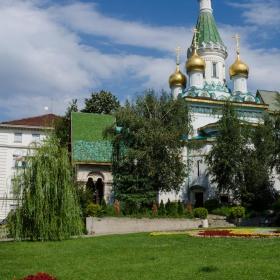 София,Руската църква