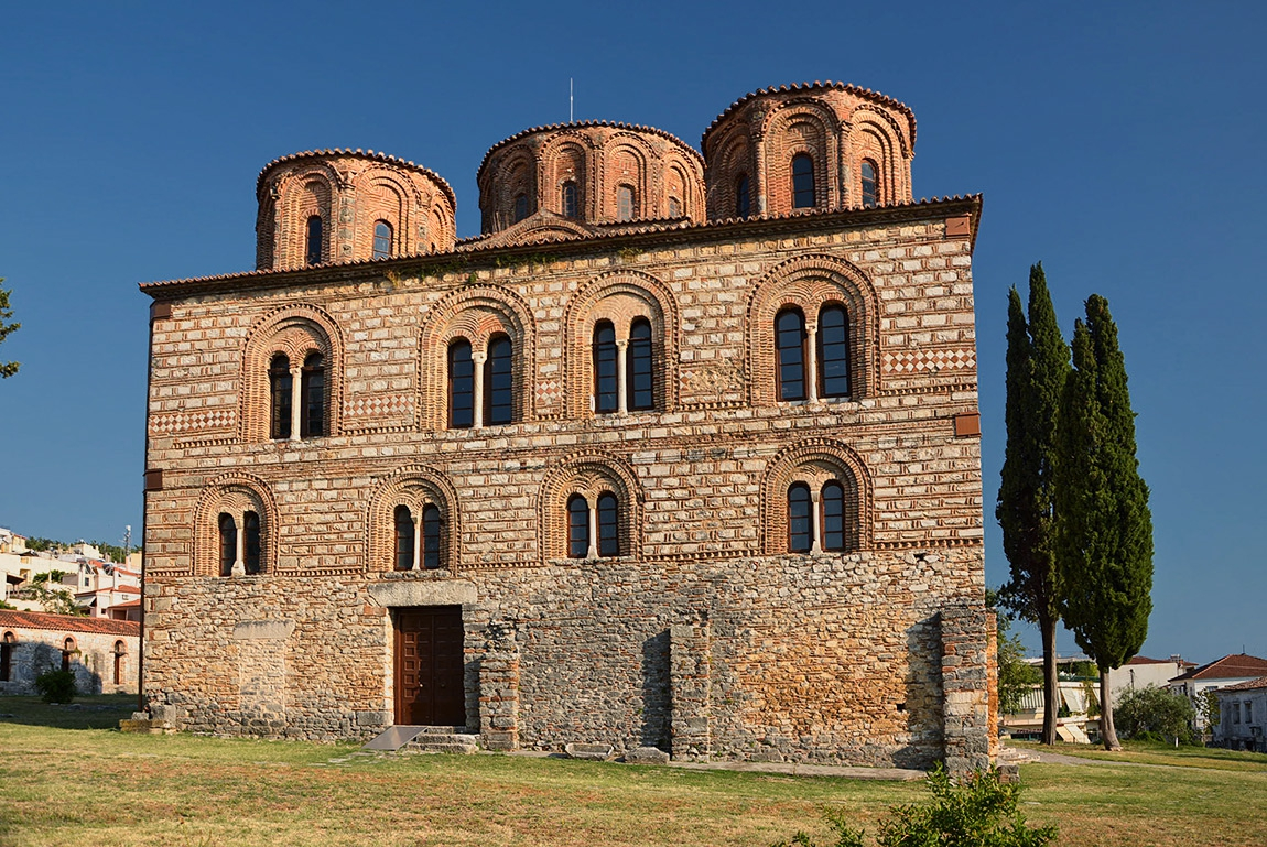 Church of Parigoritissa, 1285 г.