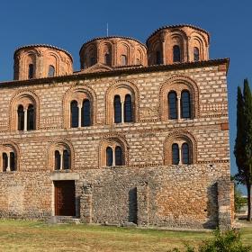 Church of Parigoritissa, 1285 г.