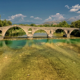 Bridge of Arta,1612 г.