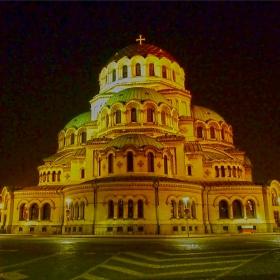 Храм паметник Александър Невски
