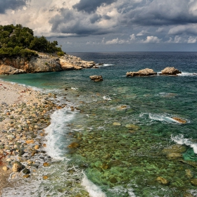 Егейски бряг