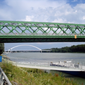 Bridges over the Danube - Bratislava *1