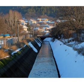 Село в Средна гора