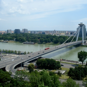 Bridges over the Danube - Bratislava *3