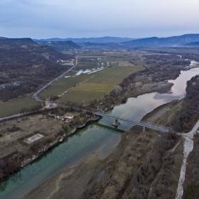 Железният мост на Арда