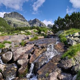 Рилски пейзаж