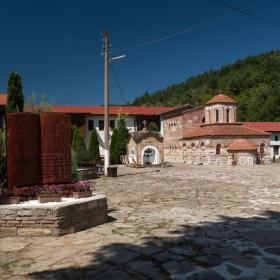 Лопушански манастир Св.Йоан Предтеча
