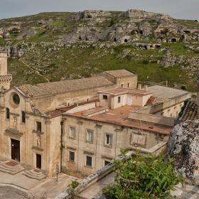 Chiesa di San Pietro Caveoso, XIII sec, Matera