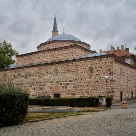 Ески джамия, 1413 г., Ямбол