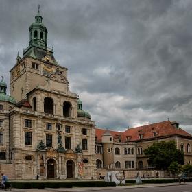Bayerisches Nationalmuseum, Munchen