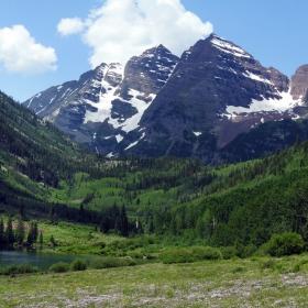 Скалистите планини-Колорадо