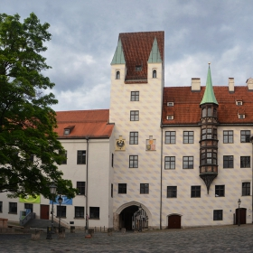 Alter Hof, Munchen
