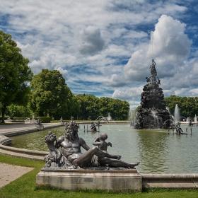 Fortuna-Brunnen
