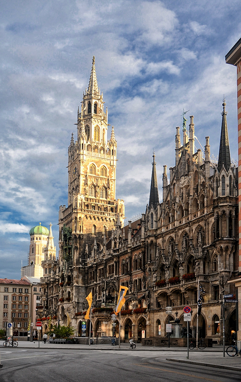 Nues Rathaus, Munich