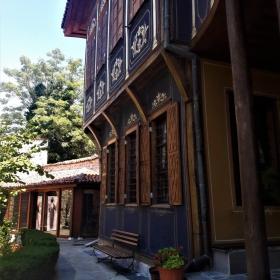 Етнографски музей- Пловдив