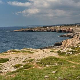 Punta Ristola - най-южната точка на