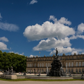 New Royal Palace of Herrenchiemsee