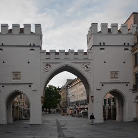 Karlstor, Munchen