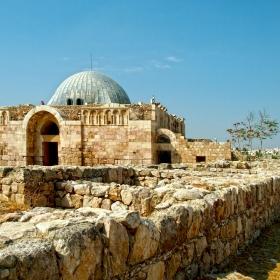 Аман - Дворецът Умаяд