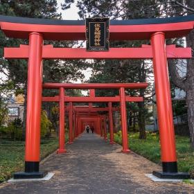 Fushimi Inari Torrii - Gates