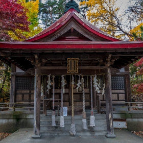 Fushimi Inari Shintoist Temple