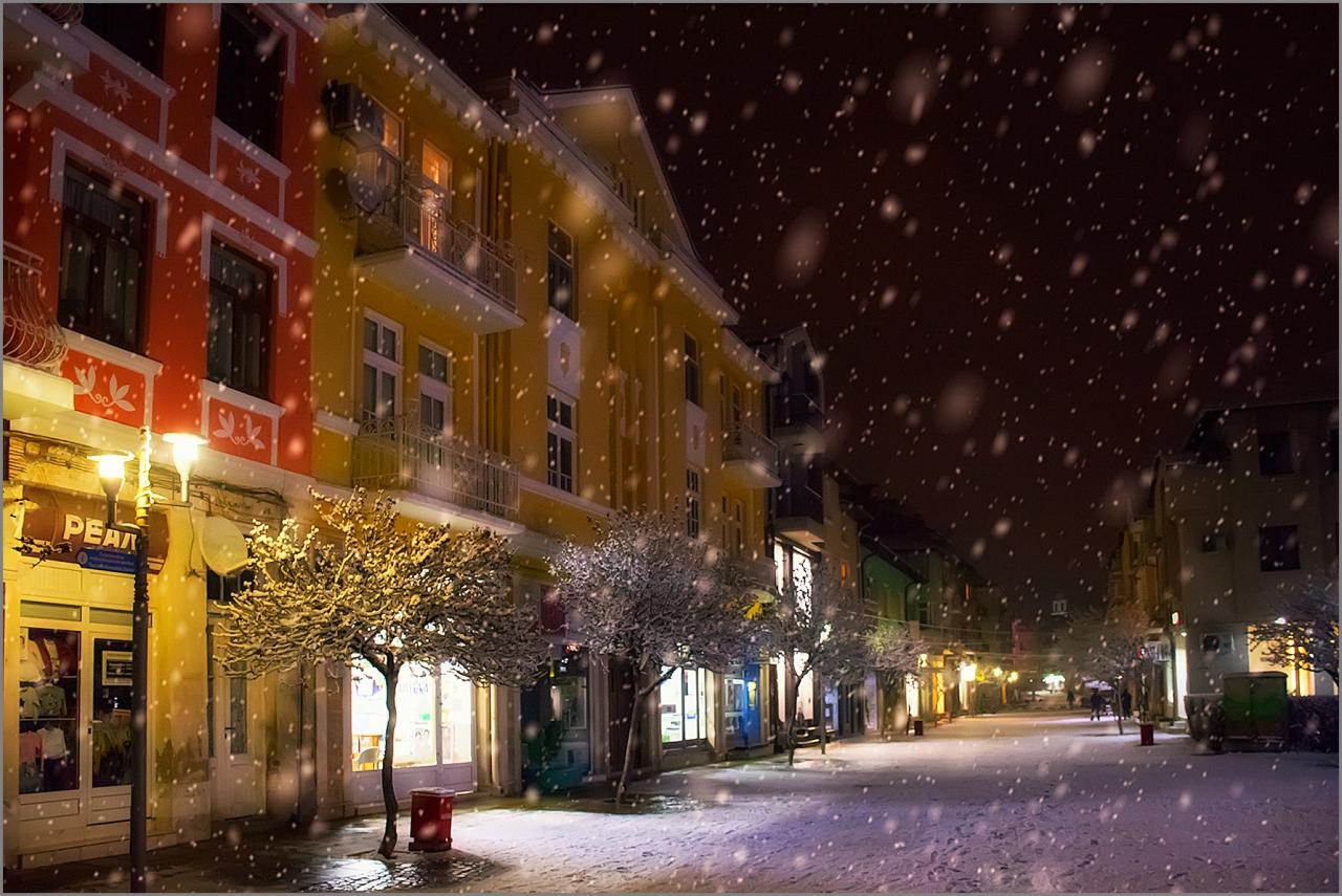 Сняг от...архива