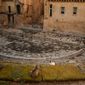 Roman Theatre, Lecce, I-II век сл. Хр