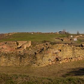Кабиле, късноримски град, II-IV в.сл.Хр