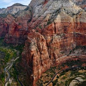 Поглед към долината